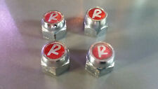 X4 Raleigh R Nuts for WHEELS Front and Rear Chopper Grifter RSW Twenty LARGE