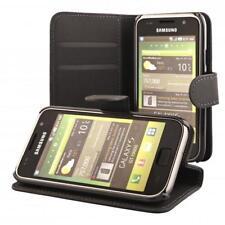 Ecence 13010202 - Custodia a Portafoglio Protettiva Wallet Flip Case Cover
