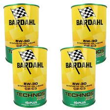 Olio motore Bardahl Technos XFS C2-C3 5W30 4 Litri