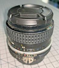 Nikon Nikkor AI 24mm f2.8 wideangle prime lens