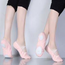 Ballet Shoes Dance Shoes Split-Sole Slipper Women's Ballet Slippers Ballet Shoes