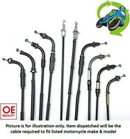 New Kawasaki GPZ 1000 RX ZX1000A3 1988 1000cc Throttle Cable / Pull Cable