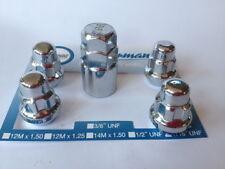"""Holden-Torana-Monaro-Valiant  Lock Nuts Alloy/ Steel Wheels 7/16""""UNF"""