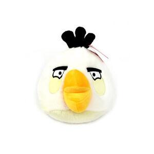 "Angry Bird White Bird Soft Stuffed Plush Figure S size (25 x 20cm/10"" x 8"")"