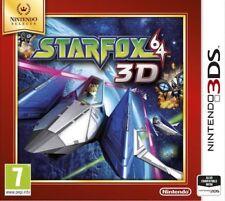 STARFOX 64 3D  Brand new Nintendo Select Nintendo 3DS  Never Opened NEW 2DS also