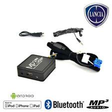 Boîtier Bluetooth Auxiliaire MP3 pour autoradios d'origine Lancia