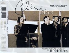 CELINE DION - BEE GEES : IMMORTALITY / CD - TOP-ZUSTAND