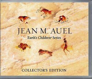 Jean M Auel Earths Children Series Collectors Edition 6 Unabridged MP3 AudioBook
