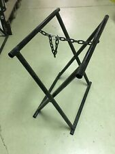 "20"" x 26"" Steel Mortar Board - Mud Pan Stand"