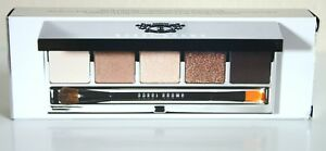 Bobbi Brown RICH CARAMEL Eye Shadow Five Shade Compact Eye Makeup