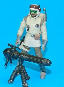 HOTH REBEL SOLDIER (LOSE) STAR WARS THE LEGACY COLLECTION 2009 HASBRO