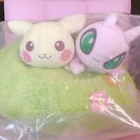 Pokemon Collection Ichiban Kuji Pikachu Forest Celebi Plush Doll Stuffed toy