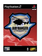 AIR RANGER RESCUE Videogioco PLAYSTATION 2 ps2! Con custodia e manuale!