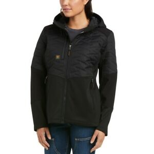 Ariat Ladies Rebar Cloud Nine Insulated Jacket
