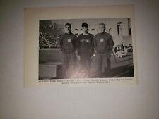 William Miller George Jefferson Shuhei Nishida 1932 1933 Olympics Track Picture