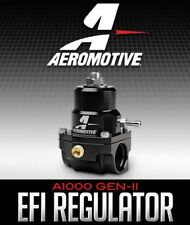 AEROMOTIVE A1000 ADJUSTABLE EFI REGULATOR -6AN INLET/ -6AN RETURN 13138