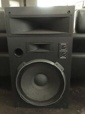 Vintage Optimus Realistic Mach Three Speaker. (only one Speaker )