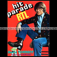 RADIO RTL 'Hit parade avec ANDRE TORRENT' 1975 - Pub / Publicité / Ad #A382