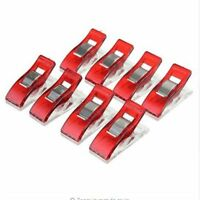 50Pcs/Set Plastic Clips For Patchwork Sewing Diy Craft Quilting Clip Clover