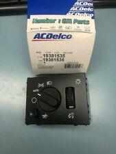 New AC Delco Professional 19381535 Headlamp Switch Silverado Tahoe Suburban