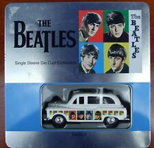 BEATLES The Beatles Taxi - In tin with plaque ( No t - shirt )