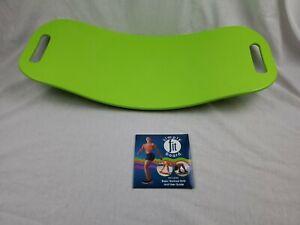 Simply Fit Workout Balance Board w/ A Twist Green