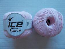 Blue Black Grey White Flag Yarn #62577 Ice Nylon 50 Gram 164 Yards
