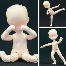 S.H.Figuarts Figma Brinquedos body kun Pale Orange Color Child Action Figure