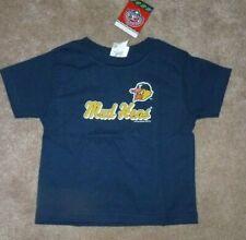 NEW MiLB Toledo Mud Hens Minor League Baseball T Shirt 3/3T NEW NWT