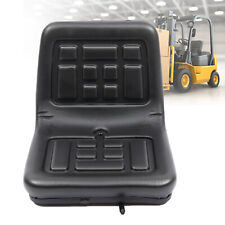 More details for universal slidable tractor seat w/ a drain hole water-resistant thick pu leather