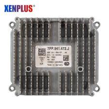 Uesd Original LED HEADLIGHT ballast control Power Module 7PP941472J for Audi