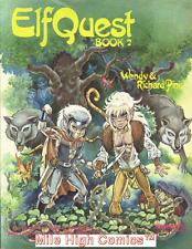 ELFQUEST BOOK GN (1982 Series) #2 4TH PRINT Good