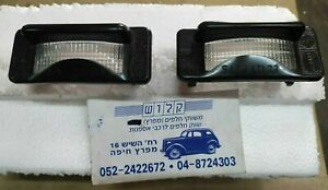 Number Plate Lamp Hella 12933R4 For Volvo 850 ( 2 Pcs )