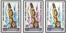 Timbres Arts Cameroun 584/6 * lot 29608
