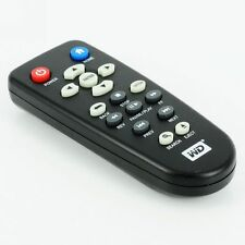 For WD WDTV TV Mini Media Player WDBAAN0000NBK USB 2.0 AVI 1080P Remote Control