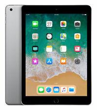 Apple iPad 6th Gen.128GB Wi-Fi + Cellular (Verizon), 9.7in Space Gray MR752LL/A