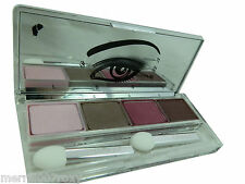 CLINIQUE ALL ABOUT EYE SHADOW QUAD FULL SIZE LTD EDITION BROWNS PINKS