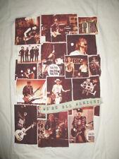 Cheap Trick We're All Alright! Concert Tour (Xl) Shirt Rick Nielsen Robin Zander