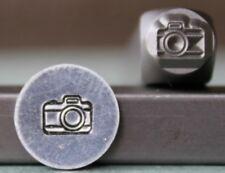 SUPPLY GUY 6mm Camera Metal Punch Design Stamp SGCH-269