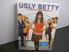 UGLY BETTY THE COMPLETE 2nd SEASON NEW  Bonus Features On Set With The Besties