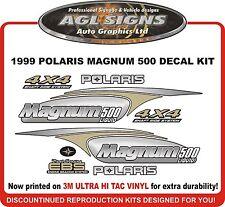 1999 POLARIS MAGNUM 500 LIQUID 4X4  DECAL KIT  REPRODUCTIONS