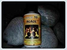 NEW Back to Black Gas Fire Coal Touch Up colour 30ml