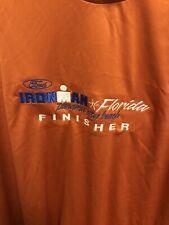 Ironman Florida Panama City Beach Fl Finisher shirt Men Size Xl
