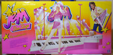 Jem & the Holograms Star Stage Playset Cassette Player MISB Hasbro vintage 1986