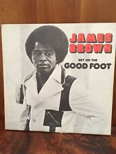 JAMES BROWN -GET ON THE GOOD FOOT-LP-FUNK SOUL- 1972 GATEFOLD-PD2-3004