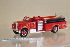 CORGI ARCHIVE PRE PRODUCTION 52601 MACK SERIES B PUMPER FIRE TRUCK nv