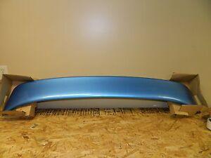 New OEM Ford Mercury Metallic Blue Rear Trunk Deck Lid Spoiler Wing