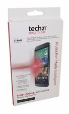 HTC ONE M8 Tech21 T21-4079 Impact Shield Self Healing Screen Protector