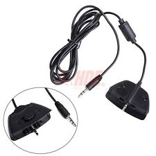 2.5mm Talkback Puck Cable for Turtle Beach Headset Xbox Live Chat X1 X11 X31 X41