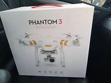 DJI PHANTOM 3 PROFESSIONAL CAMERA DRONES (DISPLAY ONLY)